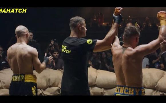 Український боксер Берінчик голими кулаками знищив «Російського молота» Лобова. ВІДЕО