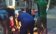 Прокусили артерію: жінку у дворі на смерть загризли собаки. ВІДЕО