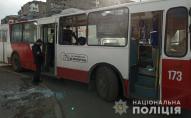 У Луцьку неадекватний пасажир розтрощив тролейбус. ФОТО. ВІДЕО