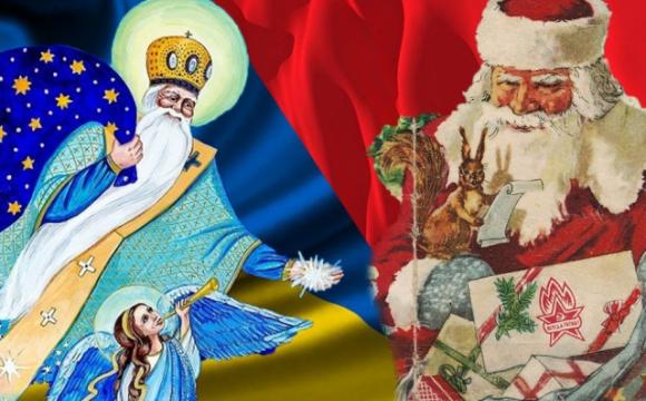 Українці більше вірять у Святого Миколая, ніж у Діда Мороза