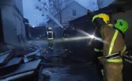 Наслідки пожежі у кафе на Волині. ФОТО, ВІДЕО