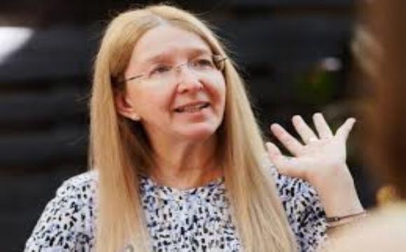Уляна Супрун попрощалася з українцями