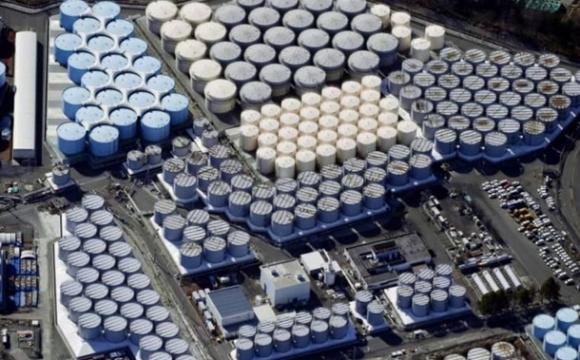 Японія таки зливатиме в океан воду з АЕС Фукусіма-1