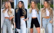 Топи - хіт літніх образів: як і з чим носити модний тренд. ФОТО