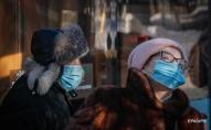 В Україні різке збільшення приросту COVID