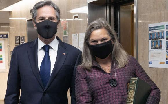 В Україну прибуває держсекретар США Ентоні Блінкен