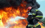 У Волинській області трапилось 2 пожежі