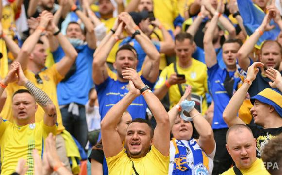 Уболівальників збірної України не пустять на матч проти Швеції