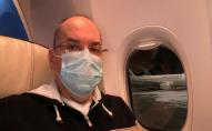 Степанов вилетів до Індії домовлятися щодо додаткових поставок вакцини від COVID-19