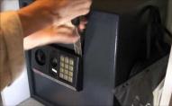 У США знайшли замкнений сейф із цінними документами минулого століття