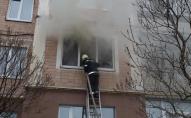 У пожежі загинула дворічна дитина