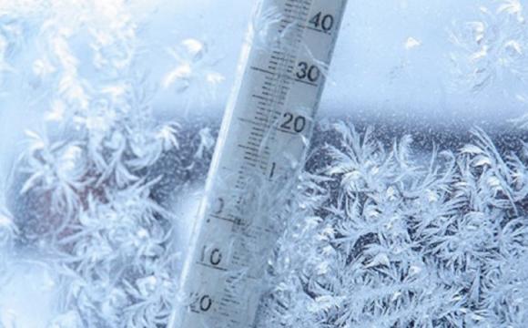 Температура опуститься до 25 градусів: міцні морози триматимуться й наступного тижня