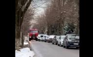 У Луцьку поліцейські заблокували проїзд пожежникам. ВІДЕО