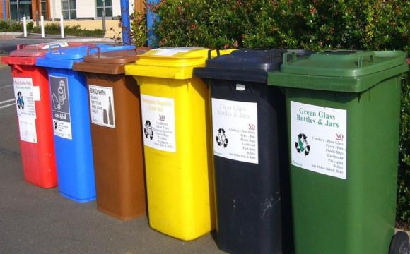У Луцьку закуплять сміттєві контейнери на 500 тисяч гривень