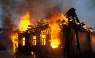 На Волині в пожежі загинув чоловік