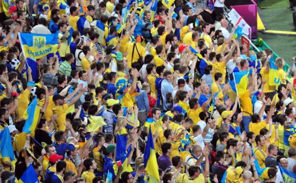 У Луцьку буде фан-зона на матч Україна-Англія: де саме