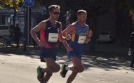 Дистанція у 42 кілометри: волинянин став срібним призером Чемпіонату України