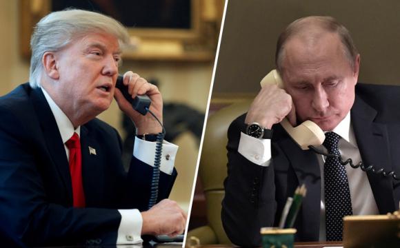 Байден отримає приховані деталі розмов Трампа і Путіна