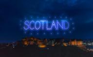Шотландія проводила 2020 рік вражаючим шоу дронів — відео