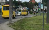 «Відібрав ключі та поїхав далі»: у Львові побились водії автобусів