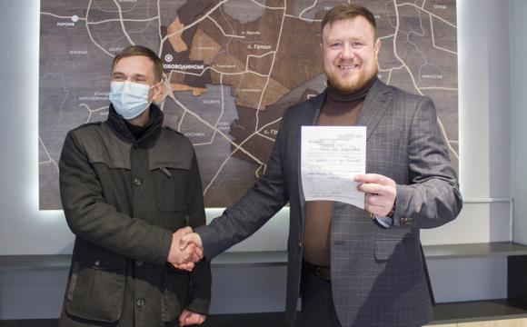 У Нововолинську учаснику АТО вручили ордер на квартиру