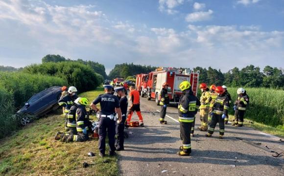 10 людей госпіталізовані: ще один автобус з українцями потрапив у аварію в Польщі. ФОТО