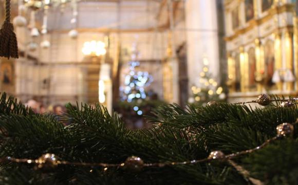 Став відомий графік богослужінь на Різдво у головному соборі Луцька