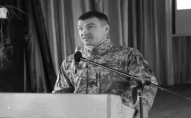 День жалоби у Луцьку: прощатимуться з загиблим у війні з російськими окупантами воїном