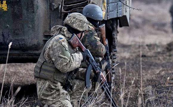 Окупанти стріляли з гранатомета під Авдіївкою