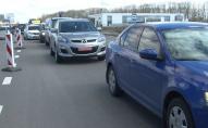 Поблизу Луцька частково перекрили рух автотранспорту. ВІДЕО