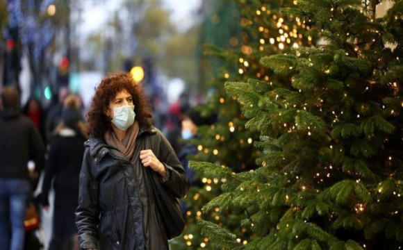Локдаун в Україні можуть ввести на новорічні свята: що відомо