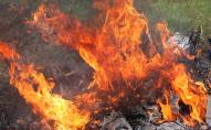 На Волині оголосили пожежну небезпеку