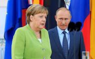 Чому Ангела Меркель хоче зустрітися з Путіним