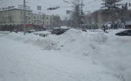 На очищення дороги від снігу в Луцьку пустять ще 42 одиниці техніки