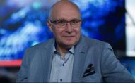 «Х**ло, розумієте?»: ведучий каналу Порошенка у прямому ефірі вилаявся на Путіна. ВІДЕО