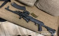 Поліцейські вилучили у домашнього тирана зброю та боєприпаси. ФОТО
