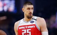 Українець став гравцем клубу НБА «Торонто Репторс»