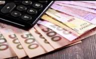 Середня зарплата в Україні перевищує $500: на Волині - одна з найменших