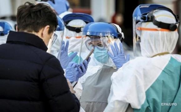 В Україні майже 7 тисяч нових випадків COVID-19