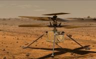 Вертоліт на Марсі: NASA здійснив перший політ