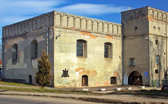 Приміщення колишньої синагоги у Луцьку передали хасидам-хабадникам