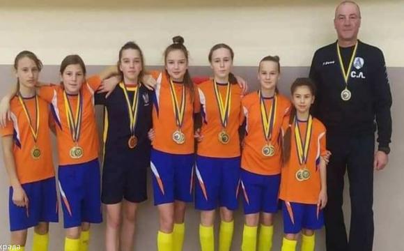 Футзальний клуб із Волині став чемпіоном України