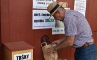 Фермер змайстрував автомат з продажу картоплі. ФОТО