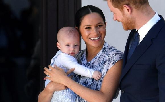 Син Меган Маркл і принца Гаррі не стане принцом - ЗМІ