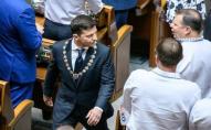 Президент Зеленський почав карати чиновників за незаконне збагачення