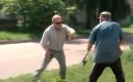 Захищав своє майно: 69-річний пенсіонер отримав два роки умовно за стрілянину у комунальників. ВІДЕО