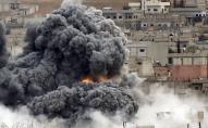 США здійснили авіаудари на сході Сирії