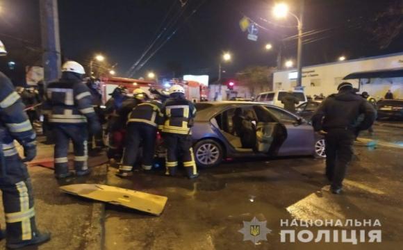 Люди згоріли заживо: автівка на волинських номерах спричинила на Одещині смертельну аварію