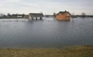 Деякі райони Луцька можуть опинитися під водою через танення снігу