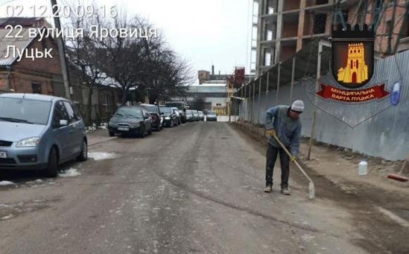 За забруднення дороги лучанин може сплатити 1700 гривень. ФОТО